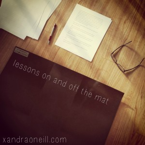 lessons on and off the mat