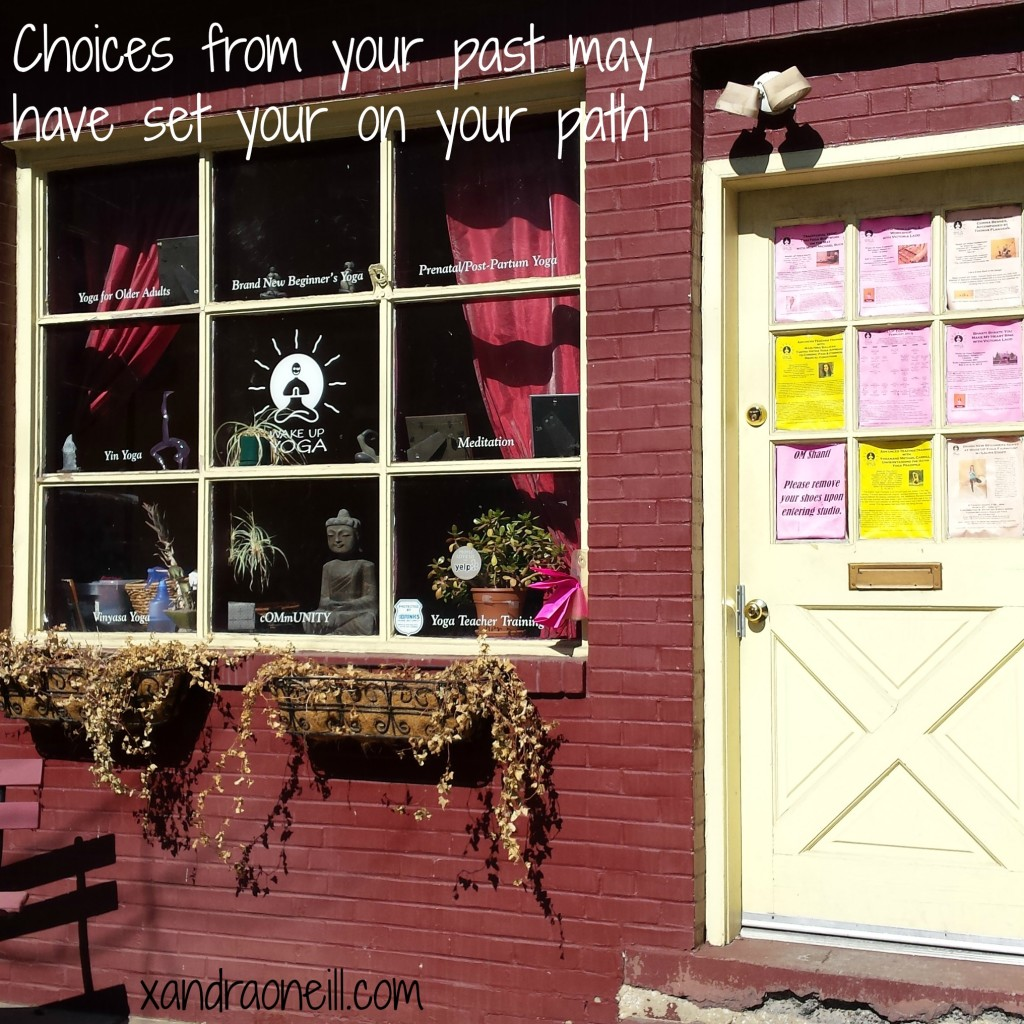 Choices from your past