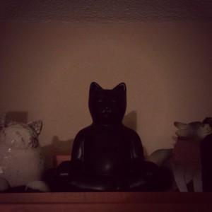 cat altar