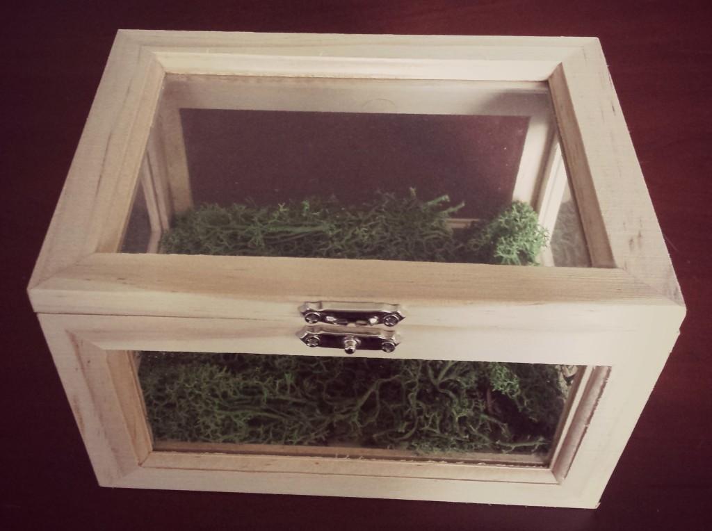Manifested box